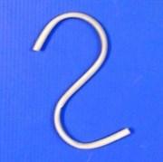 Крючок S большой в оплетке
