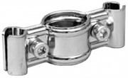 Соединитель трубы и двух решеток R-57
