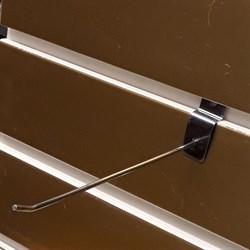 Крючок эконом панель тонкий 20 см - фото 6575